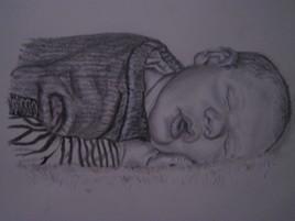 la sieste de bébé