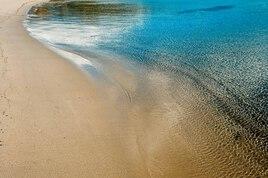 La plage Corse - Le fichier 20€ - Tirages tous formats voir mon site sur mon profil