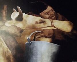 La vache et le prisonier
