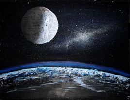 Pluton et sa lune Charon