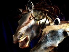 2 têtes de cheval