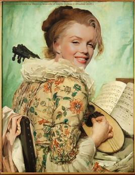 """Marilyn dans """" la nouvelle chanson"""" d' Angèle Dubos  pour la fête de la musique ! :)"""