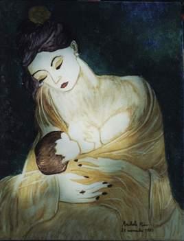 LA MERE A L'ENFANT