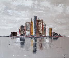 7# Manhattan Island