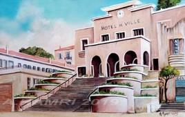 L'ancienne mairie de Bou Ismaïl (Castiglione)