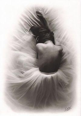 Ballerine de Jean-Michel CALAS