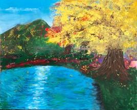 Mon Lac par Victoria , 10 ans