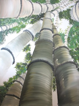 FOREST BAMBOOS By Nea Borgel