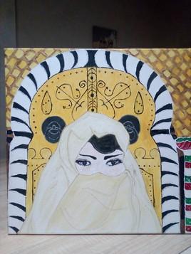 femme d'Orient /Berbère