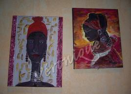 Visages d'Afrique