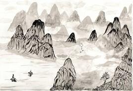 Chaines de montagnes