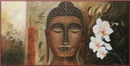 dyptique bouddha