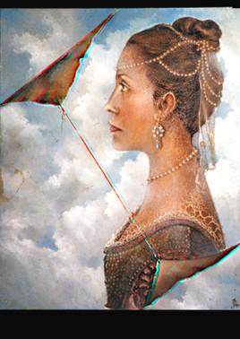 portrait de Marysol