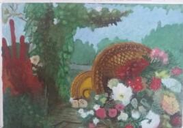Fleur de delacroix