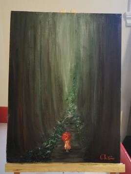 Forêt japonais