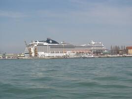 que ce soit à Venise ....