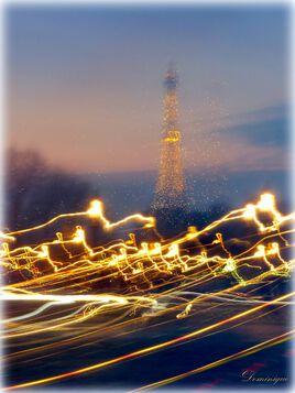 Paris n'y night