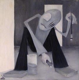 A.C.J - L'artiste Peintre