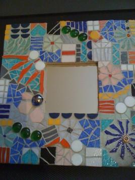 cadre mosaïque