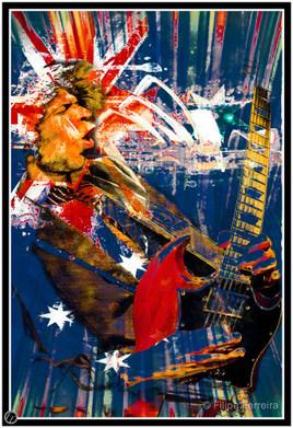 Guitariste 3