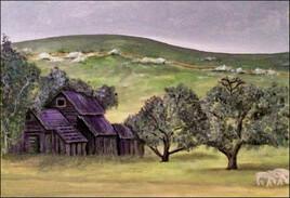 Les cabanes au Quatre Routes