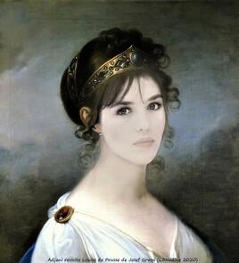 Adjani revisite Louise de Prusse de Josef Grassi ..