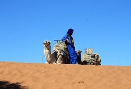 Photo Touareg du Maroc