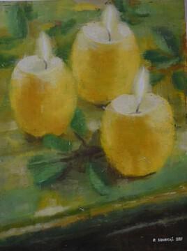 les 3 bougies