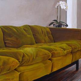 Intérieur N°56)-The Green Sofa