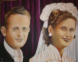 les mariés de 1946