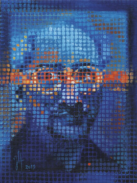 Rothko blue vision2