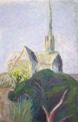 Eglise de St Méloir des Ondes