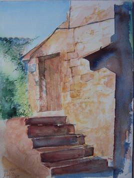 L'escalier (Les arcs sur argens-83460)