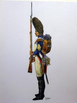 GROGNARD Napoleon