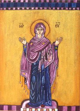 Marie l'Orante