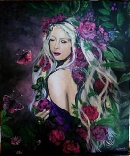 fée des rosiers sauvages