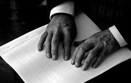 Braille...