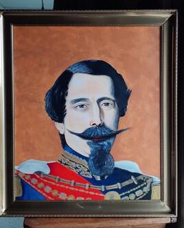 Napoléon III (Bienfaiteur de la ville de Vichy)
