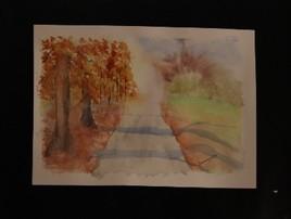 porte de l'automne