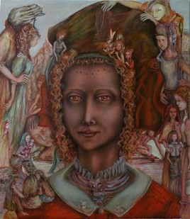 Femme à la Chéchia