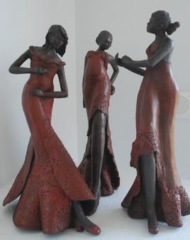 les danseuses de flamenco