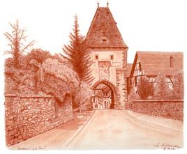 BOERSCH  Bas Rhin 67530 France