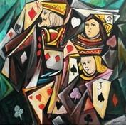 Cartes à jouer, 2011
