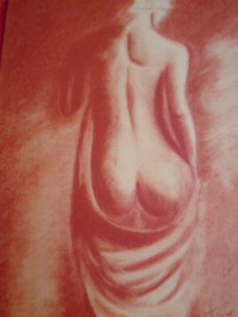 nue féminin