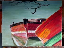 Vieilles barques