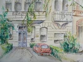 Un autre quartier à Wiesbaden