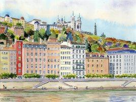 2020-03 Lyon Quai de Saône
