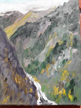 gorges du Guil, Hautes Alpes