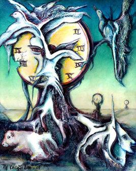 Le temps pétrifié