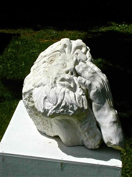 Sculpture La conscience